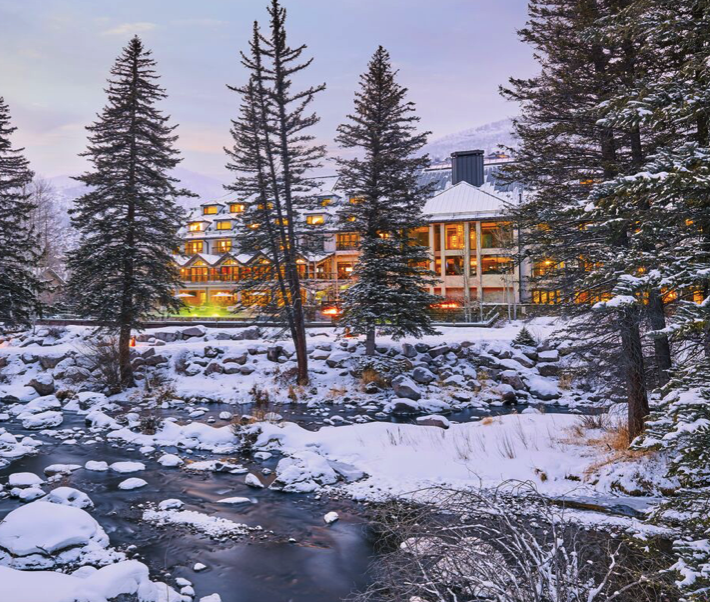 Hotel Talisa on Gore Creek in Vail