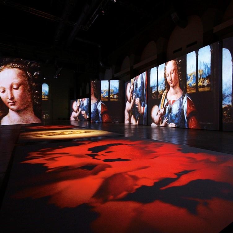 The Leonardo da Vinci 500 Years of Genius runs until Aug. 25 at the Denver Museum of Nature & Science