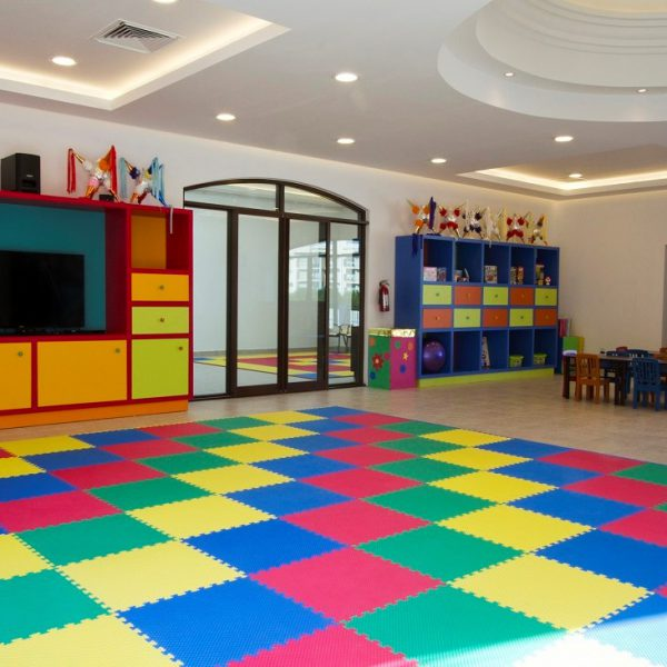 The kids' club, Grand Residences Riviera Cancun