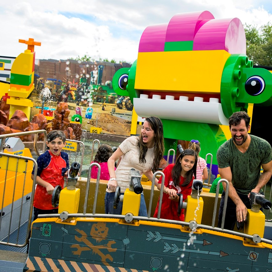 Taking the Kids — what's new at theme parks this summer