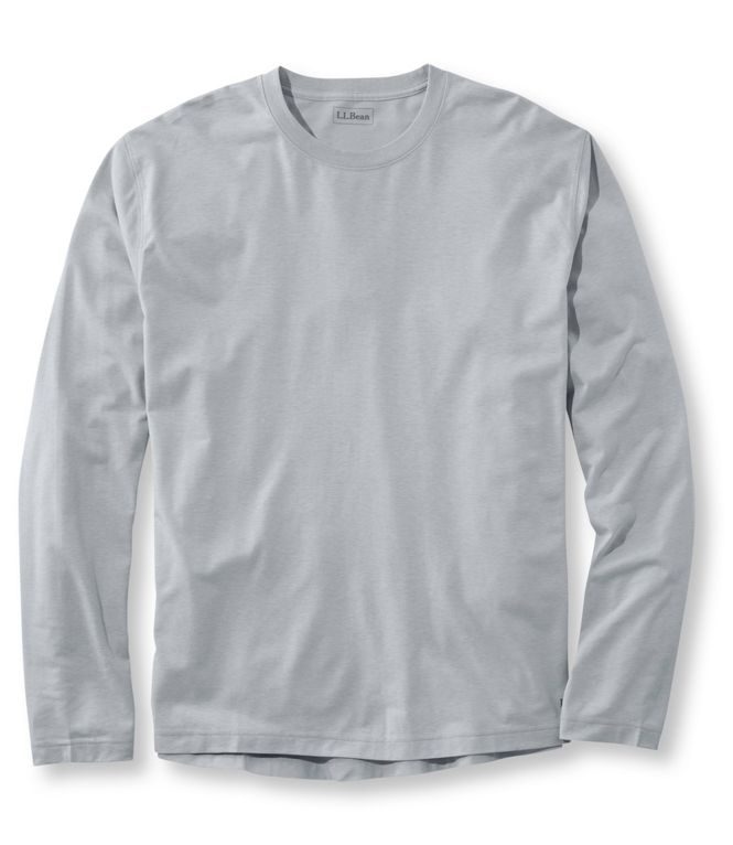 L.L.Bean's Men's No Fly Zone Field Tee - great for all purposes, including the gym