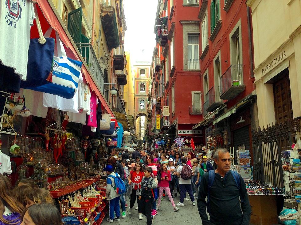 Street Life in Naples