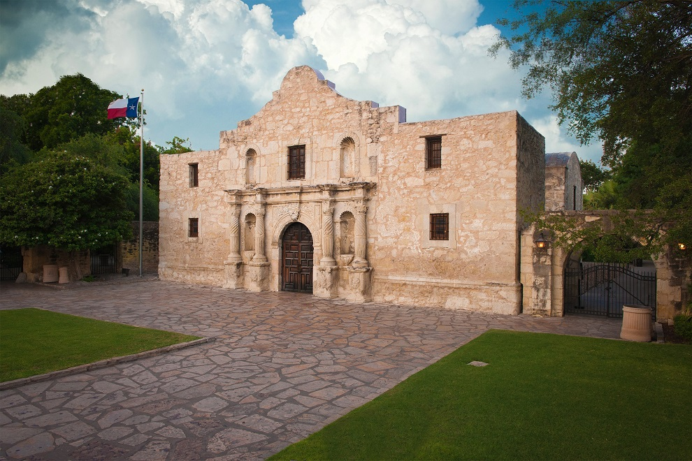 The Alamo is America's latest UNESCO World Heritage Site