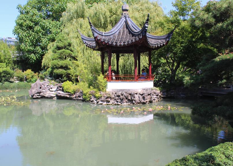 Dr. Sun Yat Sen Gardens in Vancouver