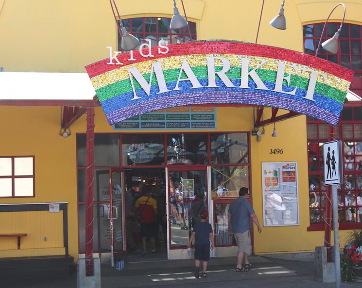 The Kids Market on Granville Island