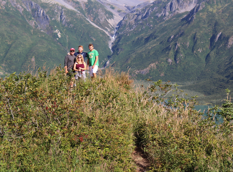 Peace, Solitude, Activity, Yums, more — at Kenai Fjords Glacier Lodge