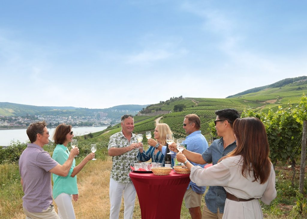 AmaWaterways Wine Cruise