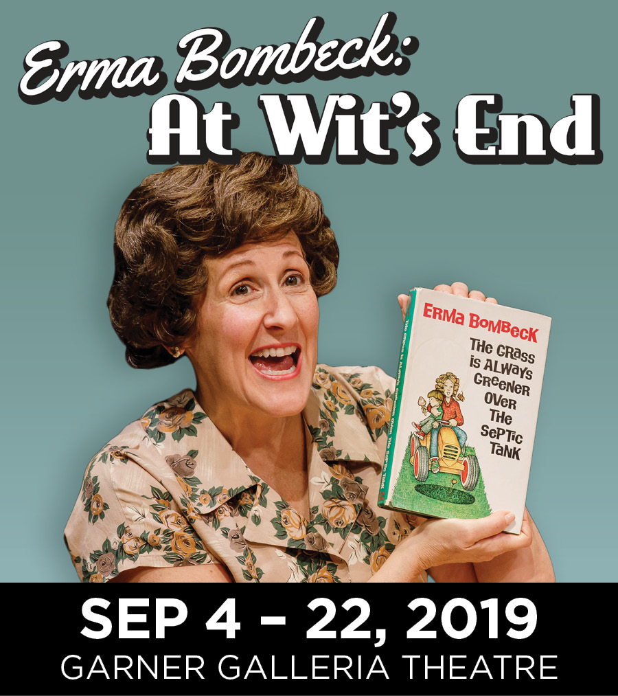 """At Wit's End"" with Erma Bombeck in Denver"