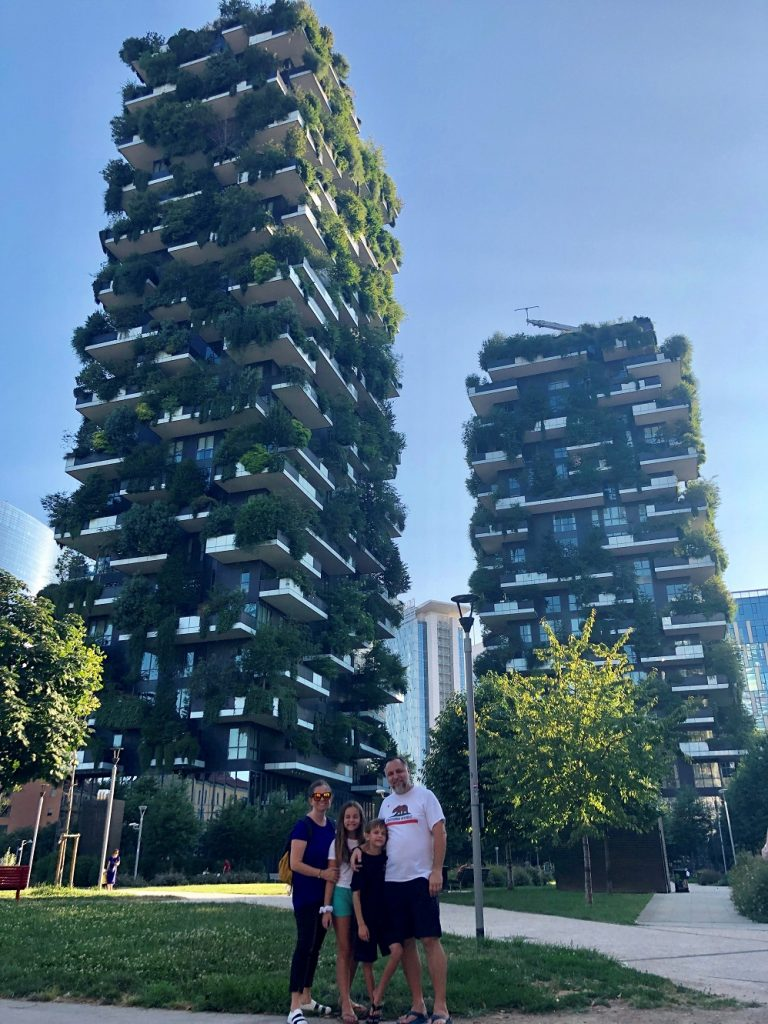 Bosco Verticale is something that needs to be seen in person to be believed