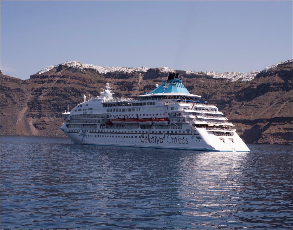 Celestyal Cruise in the Greek Isles