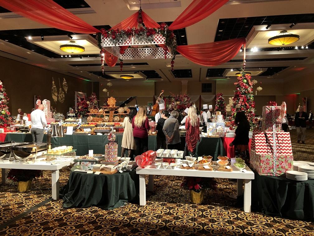 Broadmoor Christmas brunch