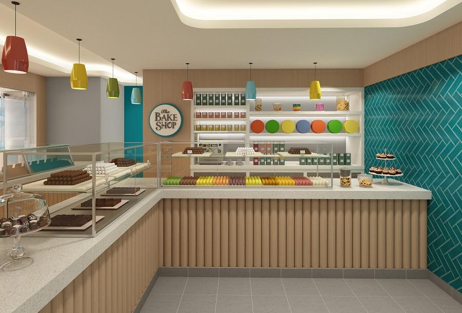 The Bake Shop, Encore