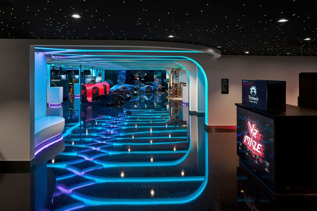 The Galaxy Pavilion, Encore