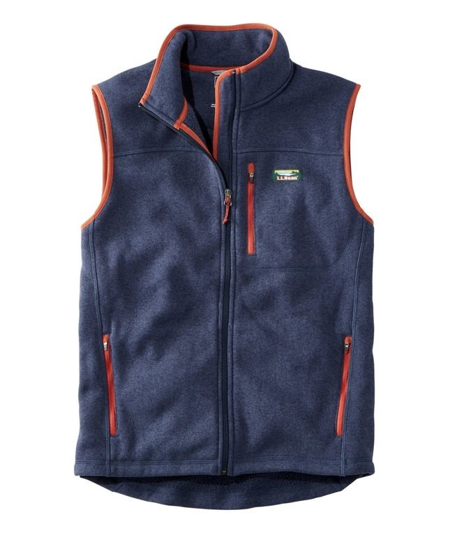 Trail Fleece vest from L.L. Bean