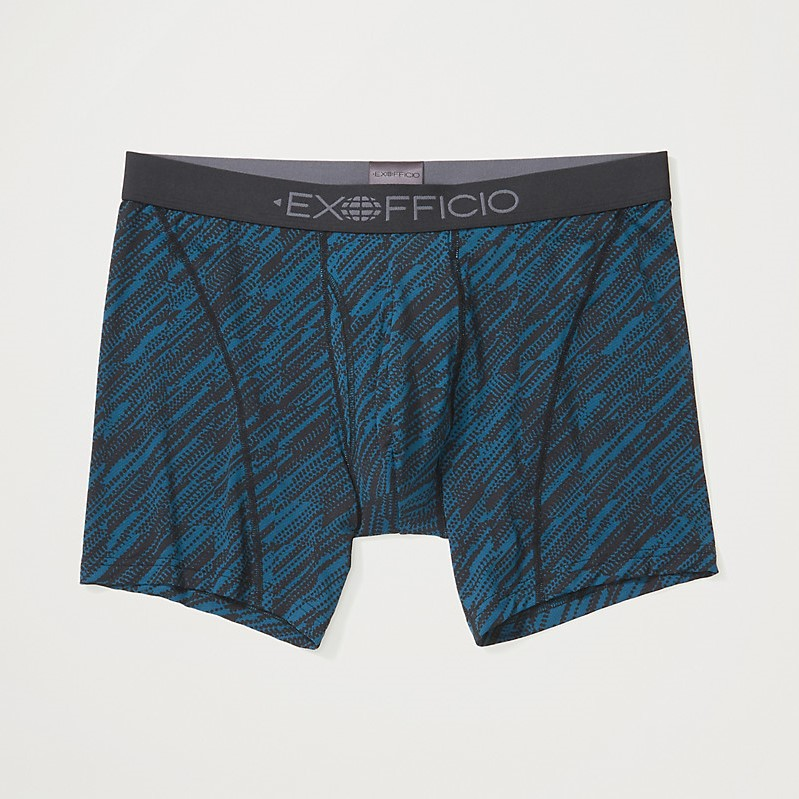 PERFORMANCE UNDERWEAR FOR THE OUTDOORS FROM EX OFFICIO