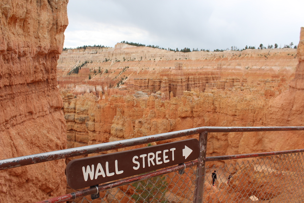 Name speaks for itself in Bryce Canyon NP