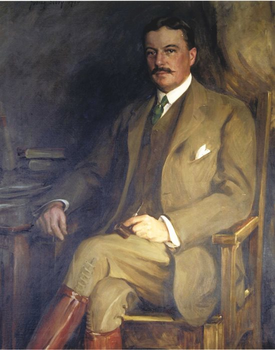 Spencer Penrose (courtesy The Broadmoor)