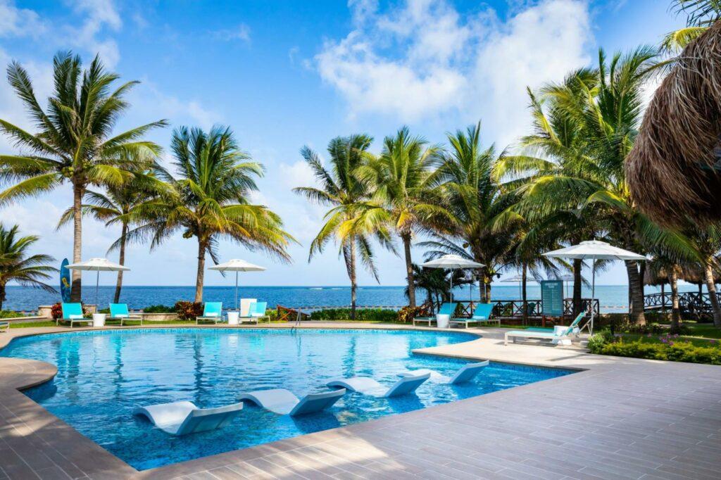 A family-friendly Karisma Hotels & Resorts property, Margaritaville Island Reserve Riviera Cancun.