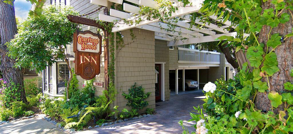 Carriage House Inn, Carmel, California