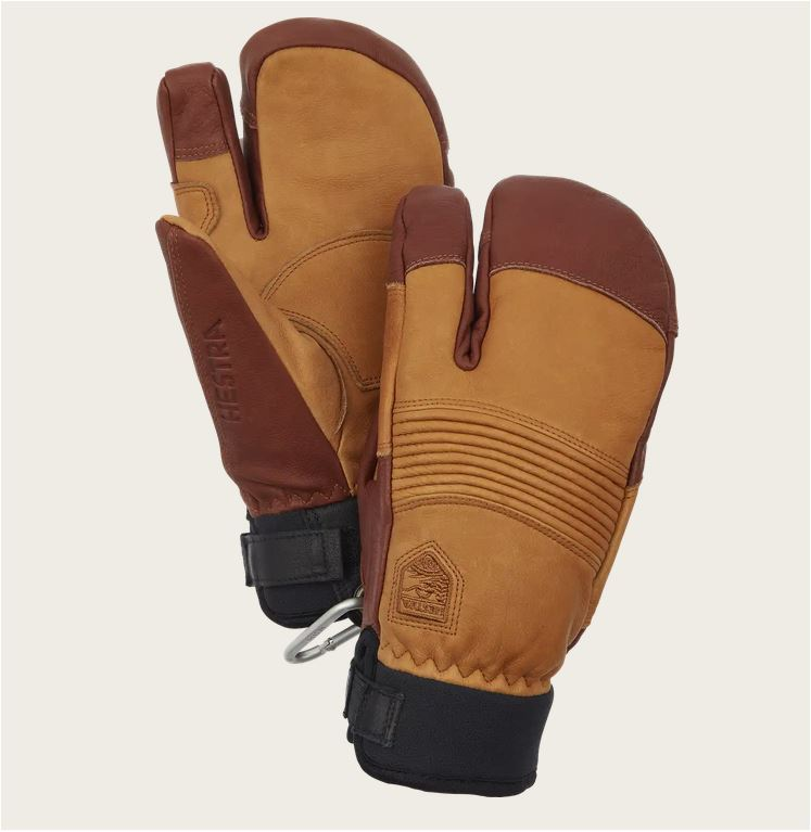 Innovative ski mitts and gloves from Hestra