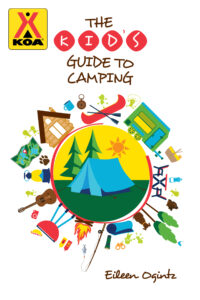 Latest book - May 2021 - Kids Guide to Camping