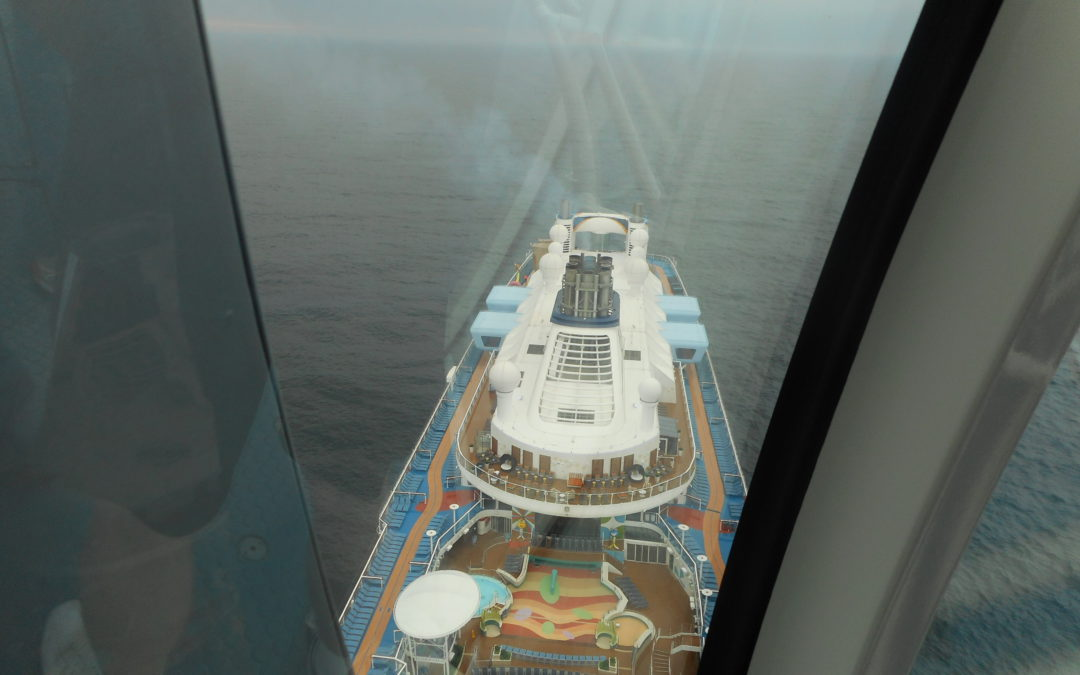 Aboard the New Anthem of the Seas