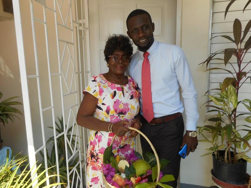 Meeting the people through a unique program in Jamaica