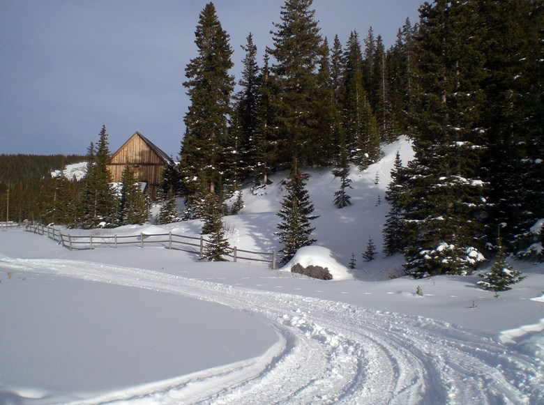 To a Colorado resort that's no longer hard to reach