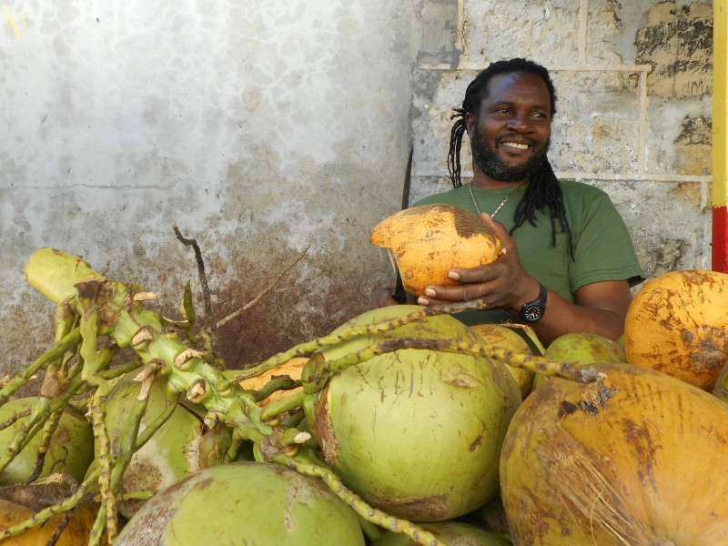 Meeting the locals in Jamaica: a great family experience