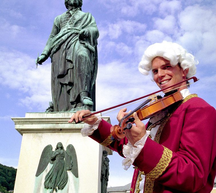 Salzburg Austria Is Not Just for Sound of Music Fans