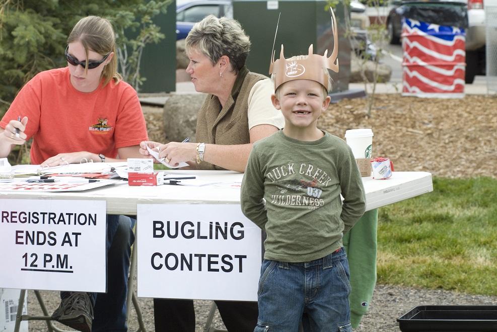 : Celebrate the annual Elk Rut with bugling contests, Estes Park, Colorado