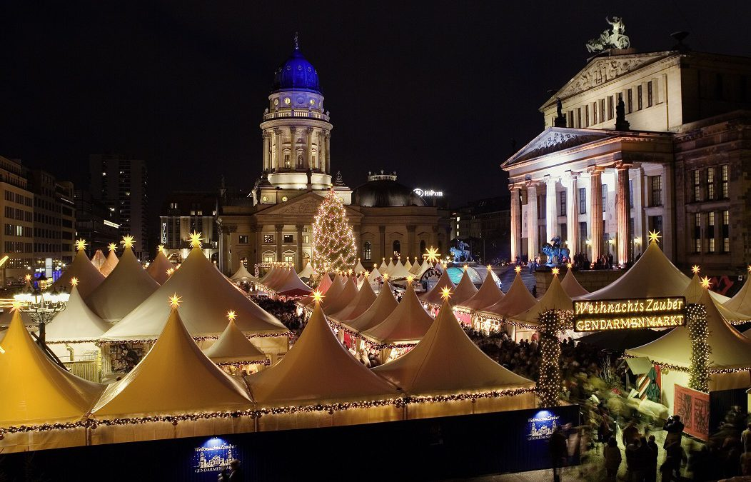 Taking the kids: Missing the cheer of the Europe's Christmas markets