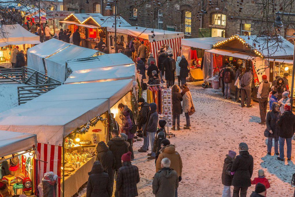Christmas Market at Domane Dahlem