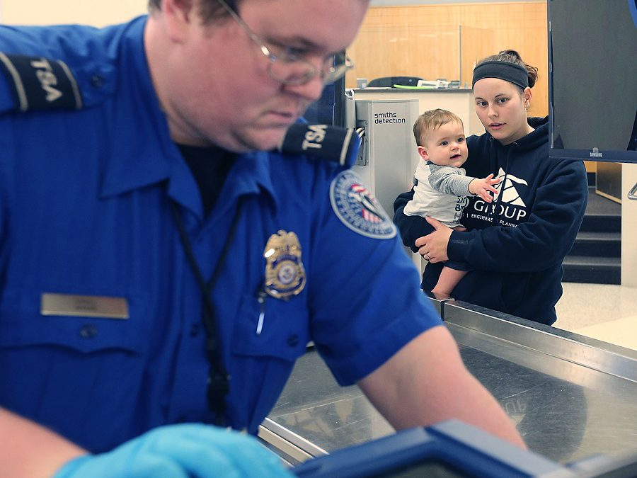 Traveling safely abroad: passports, security, paying attention