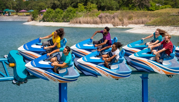 What's new at theme parks this summer?