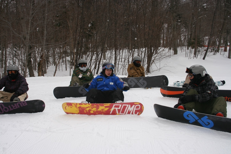 Seeing first-hand how snowsports can help improve a child's life