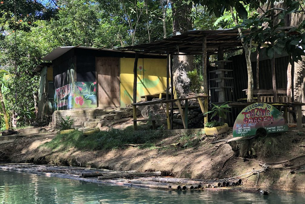 In Jamaica, the story of Martha Brae and the Rio Mateberion