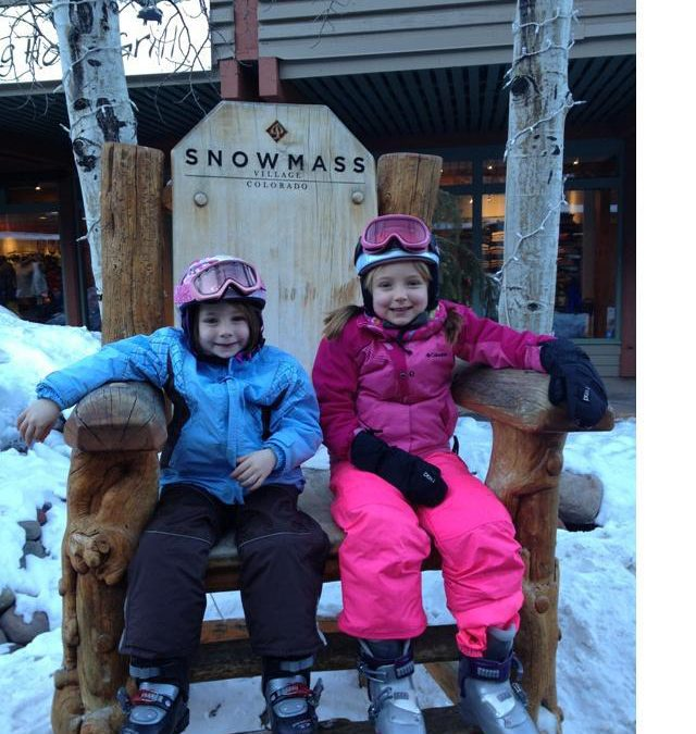 Two blue bird family days in Snowmass and Aspen