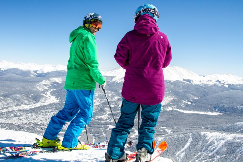 Why families love the quintessential ski town of Breckenridge, CO