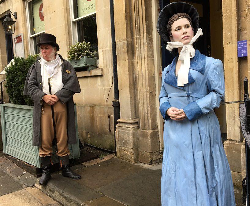 Walking in Jane Austen's footsteps in southern England