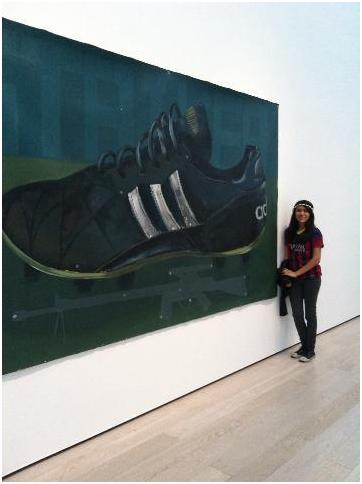 Futbol is life — at the Los Angeles County Museum of Art