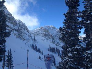 At the Solitude Mountain Resort in Utah