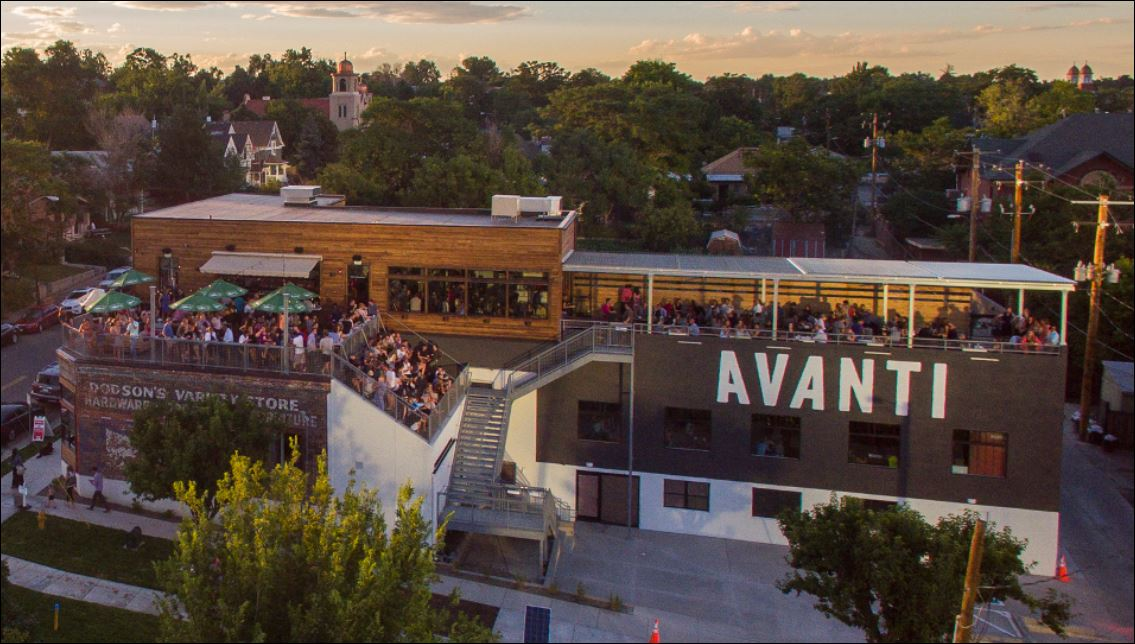 Avanti F&B a collective eatery in Denver