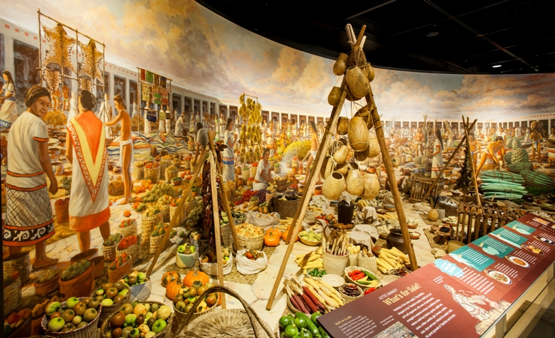 Food, Glorious Food — at the museums!
