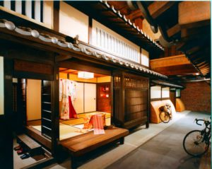 BCM's big Japanese house was a gift to Boston from Kyoto in 1979