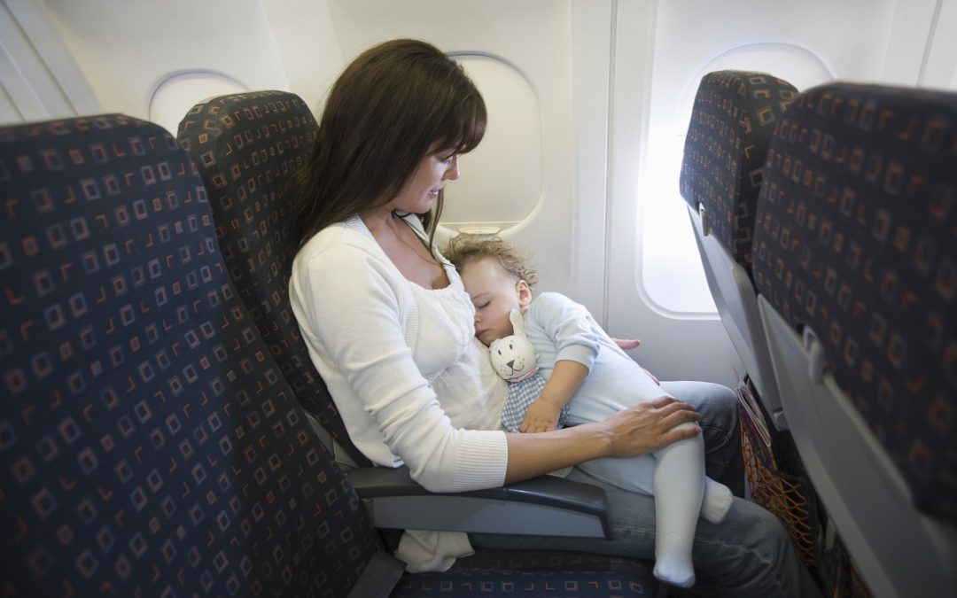 Flying smart with the littlest passengers