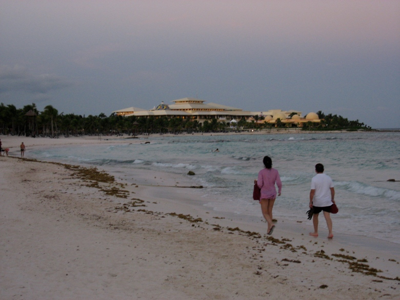 Three Days on the Mexican Riviera at Barcelo Maya