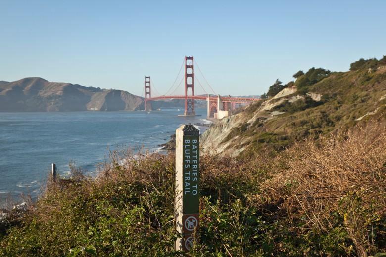 San Francisco's hidden gem — The Presidio