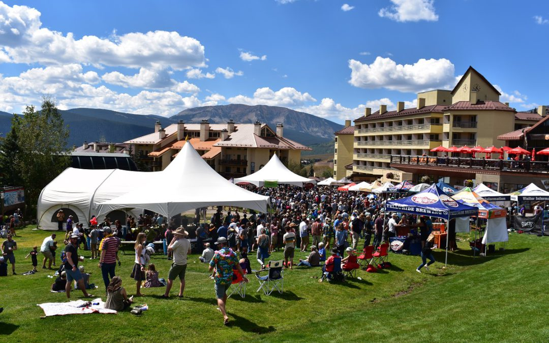 At the Crested Butte Chili and Beer Festival, It's Not About Winning or Losing