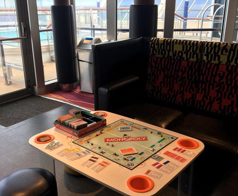Keeping the kids entertained aboard the Queen Mary 2